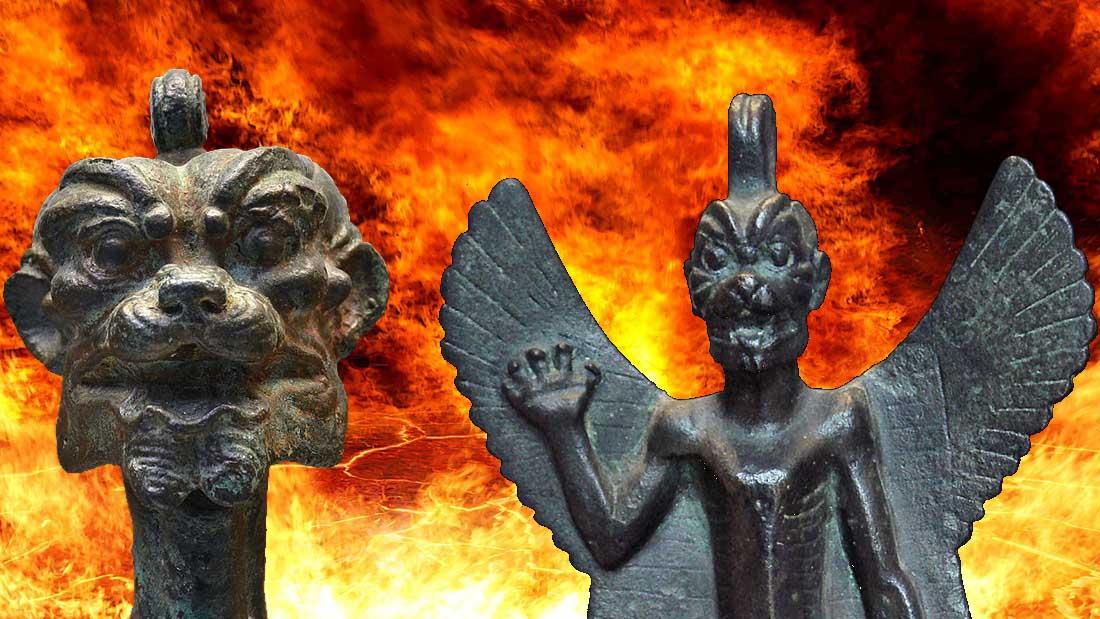 Historia oculta de Pazuzu, demonio híbrido de Mesopotamia con un insólito poder positivo