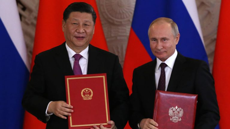 Huawei y Rusia firman acuerdo para desarrollar red 5G