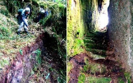 Un túnel oculto por 500 años, descubierto en Machu Picchu