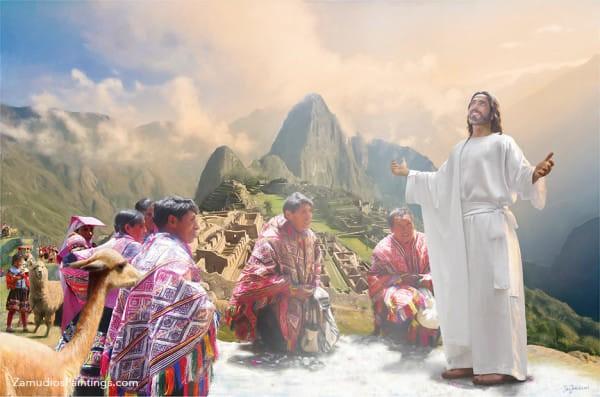 Los mormones y su extraña vinculación con el continente americano. Hiram Bingham fue un notorio practicante de esta fe. ¿Es Machu Picchu una antigua colonia lamanita?