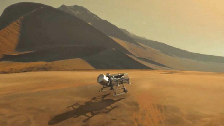 NASA enviará un avión no tripulado a Titán para buscar vida