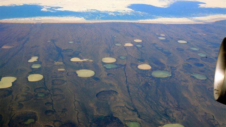 Permafrost en Canadá se está descongelando 70 años antes de lo esperado