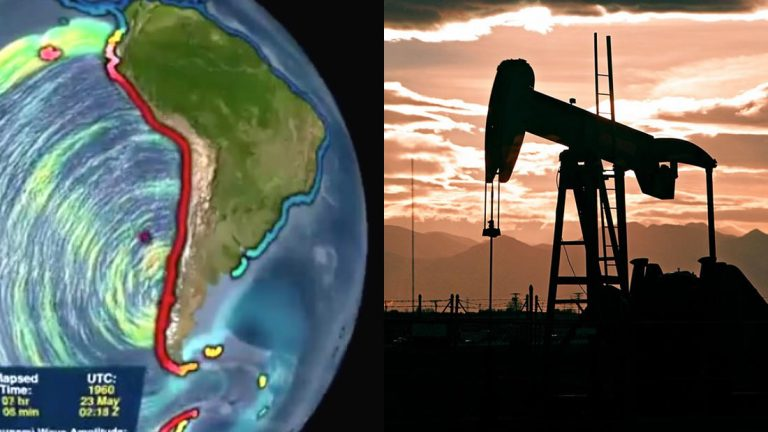 Confirman por qué las mareas y el fracking causan terremotos