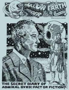 Dennis Crenshaw fue el investigador, que destapó el engaño de los diarios de Byrd