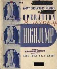 Reporte de Operación High Jump, 1947