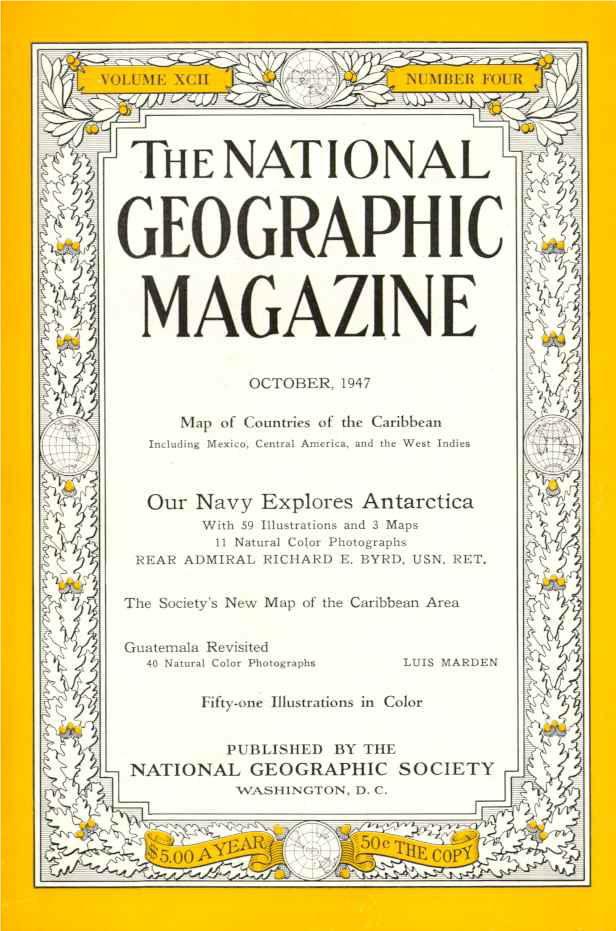 Un documento casi proscripto, y poco referenciado, pluma del propio Byrd, donde se describen aspectos desconocidos, de la misteriosa expedición High Jump. Material Explosivo. Año 1947
