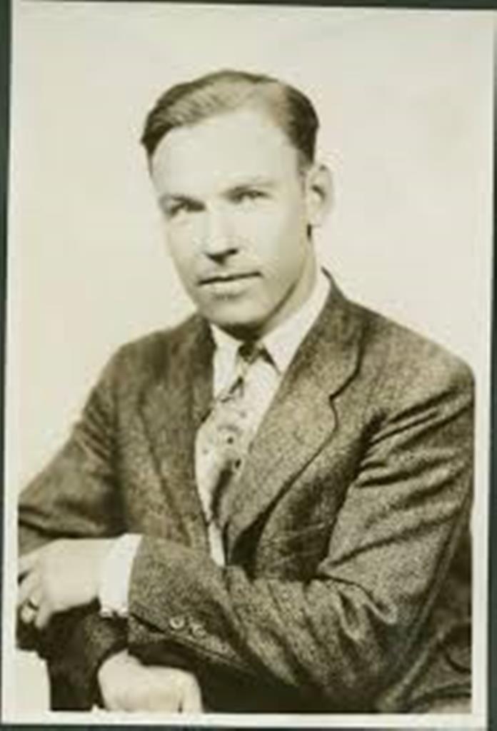 Lloyd Grenlie, radioperador de Byrd en los años veinte, quién habría sido testigo, de aquella extraña comunicación