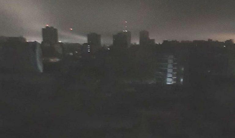 Un apagón general deja «sin luz» a Argentina, Uruguay,  algunas ciudades de Chile y sur de Brasil
