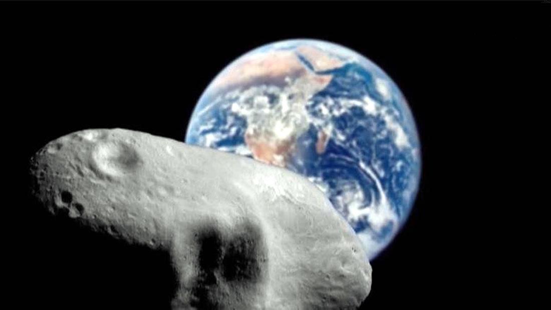 Un asteroide tiene alta probabilidad de impactar la Tierra el 9/9/2019