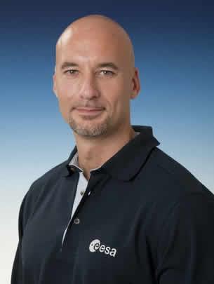 Luca Parmitano, astronauta de la European Space Agency