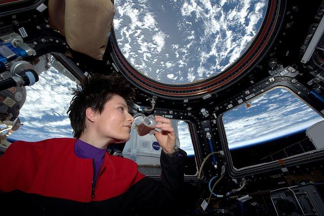 Vista de la Tierra desde la Estación Espacial Internacional