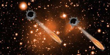 «Balas de materia oscura» podrían desgarrar el cuerpo humano, sugiere un nuevo estudio