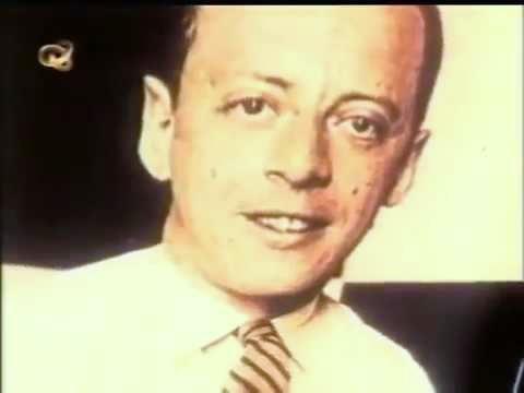 Parravicini durante retratado en su juventud