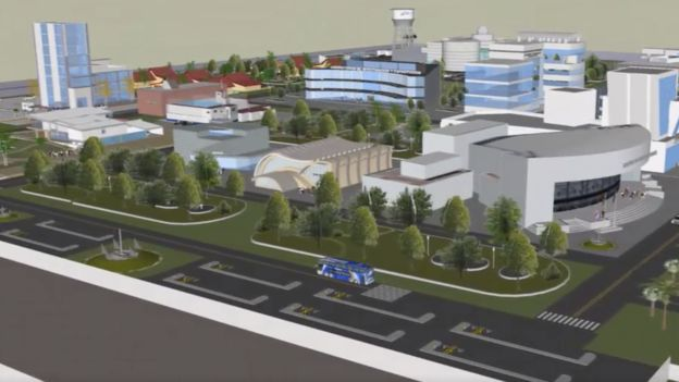 El complejo nuclear boliviano tendrá varias instalaciones