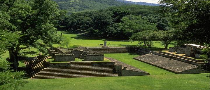 Ruinas de Copán en Honduras, imagen referencial