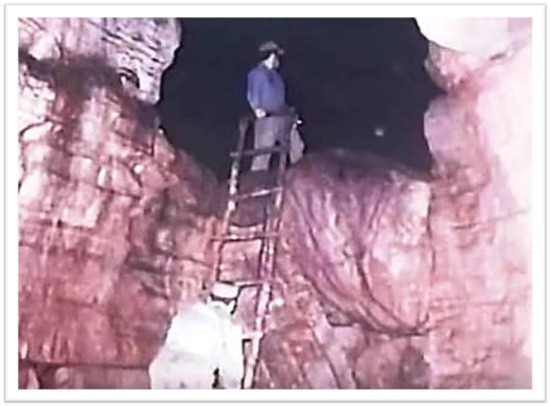 Viaje al Centro de la Tierra. Expedición Móricz 1969