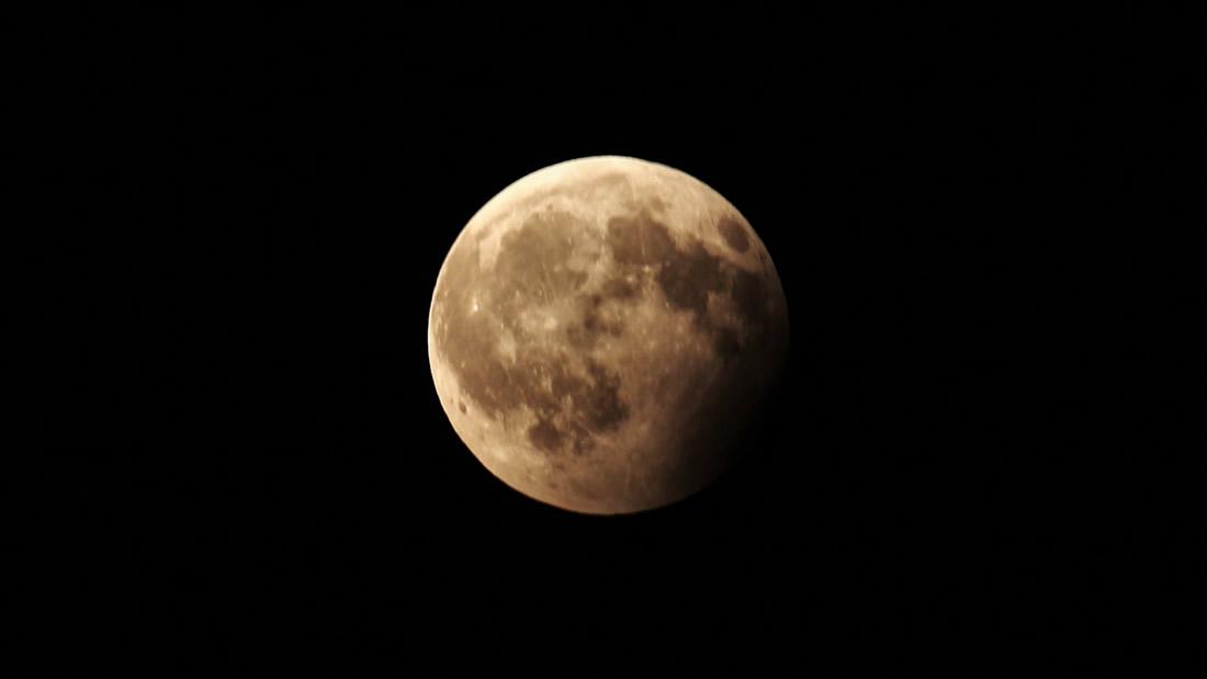 Eclipse de Luna este martes 16 de julio: ¿Cómo verlo?