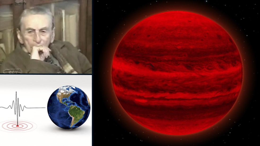 El astrónomo Carlos Muñoz Ferrada y sus temibles predicciones de terremotos y el Planeta X