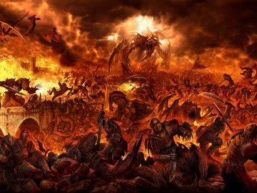 El Inframundo: destino final de los muertos descrito en culturas antiguas