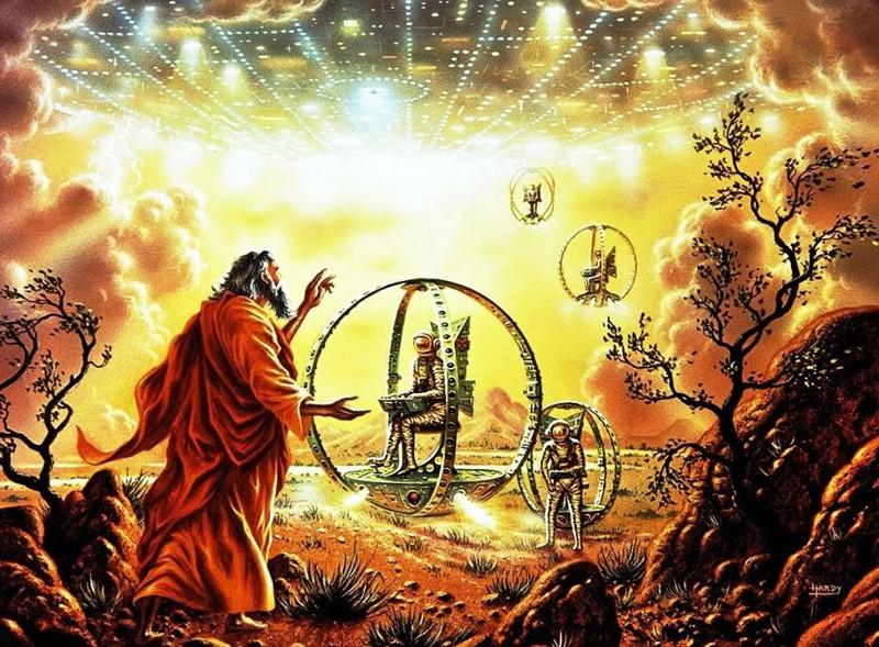 Chico Xavier habló de entidades celestiales