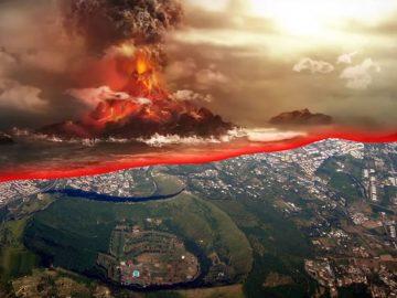 Erupción de supervolcán en Italia podría producir un tsunami de 30 metros