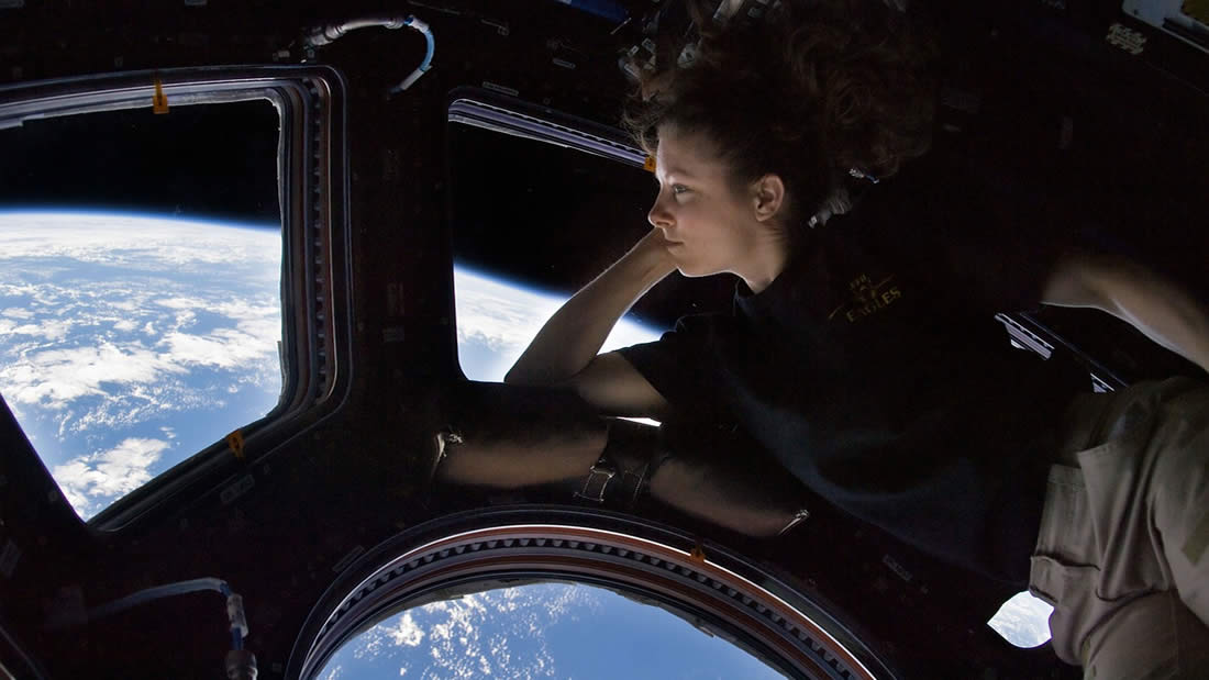 Esta es la razón por la que ver la Tierra desde el espacio cambia la mente de los astronautas para siempre