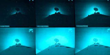 Estación Espacial China se quema en la atmósfera terrestre
