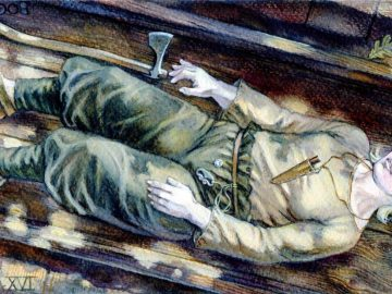 Guerrera «vikinga» podría haber sido una migrante eslava