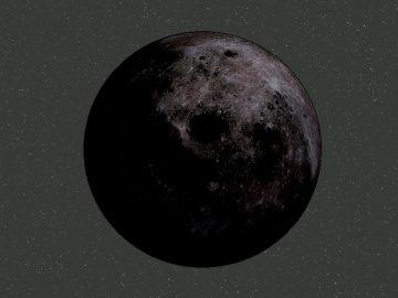 Hoy una «superluna negra» podrá ser vista en el hemisferio norte
