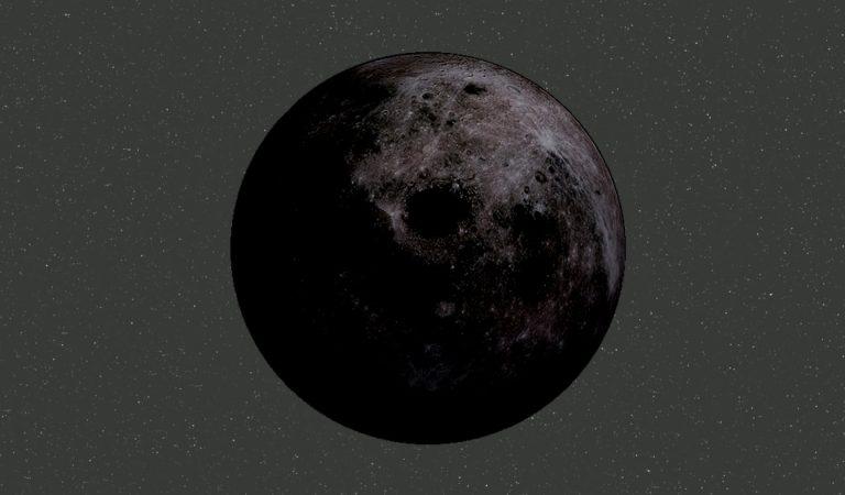 Hoy una «superluna negra» podrá ser 'vista' en Norteamérica