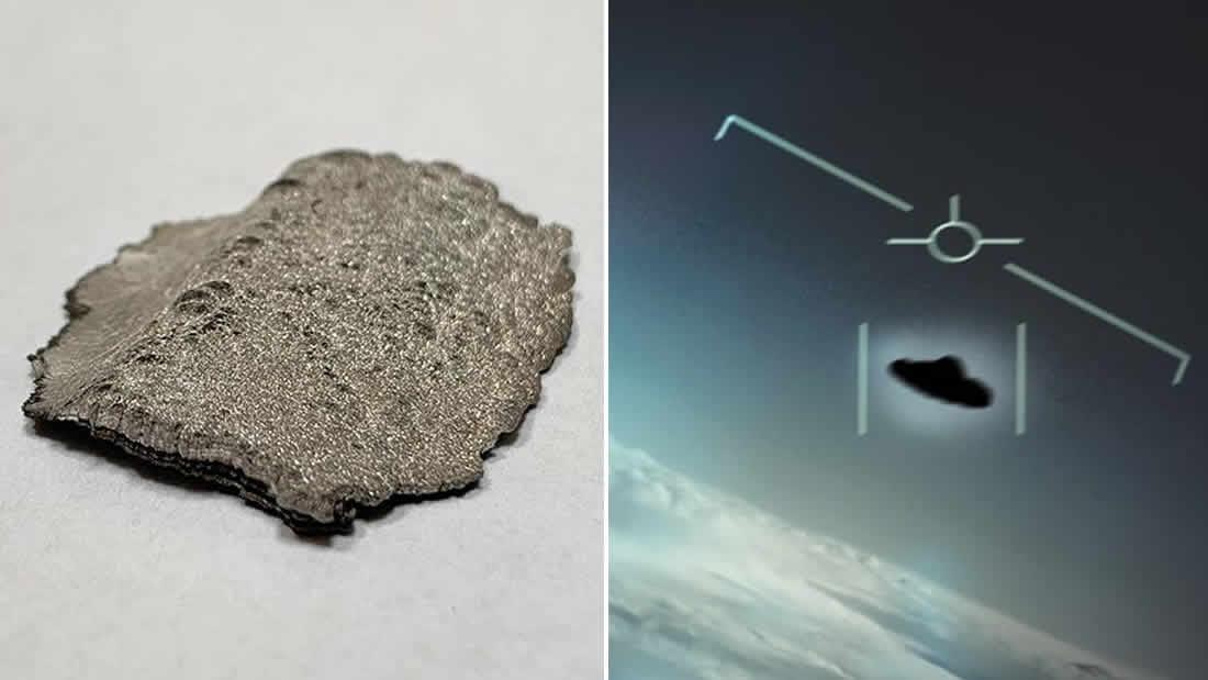 Organización afirma poseer materiales «OVNI» desconocidos para la ciencia