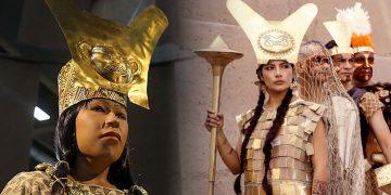 La Dama de Cao, la gobernante mochica prehispánica, ¿fue una sacerdotisa guerrera?