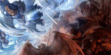 La guerra espiritual de ángeles y demonios a través de los siglos