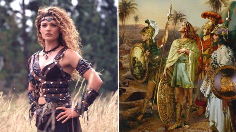 La Leyenda de las Amazonas: ¿existieron realmente? - Conexión con la tribu de las Oiorpata