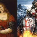 La Orden del Temple y su relación con María Magdalena