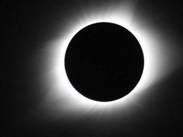¿Listos para el Eclipse Solar? EN VIVO: espectáculo en el cielo