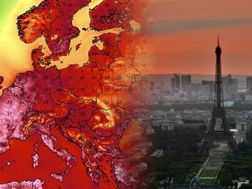 Nueva ola de calor golpea a Europa: Francia, España, Reino Unido, Países Bajos sufren altas temperaturas