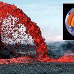 Nuevo estudio revela que la Tierra está perdiendo su núcleo