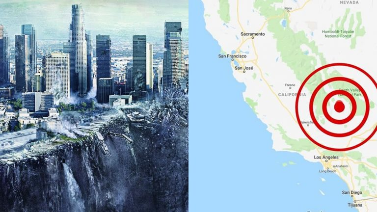 Nuevo sismo de 7.1 sacude California y viene acompañado de más de 15 réplicas