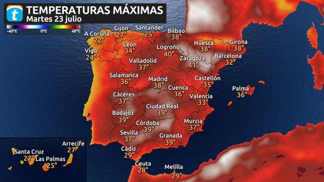 Una nueva ola de calor llega a Europa esta semana