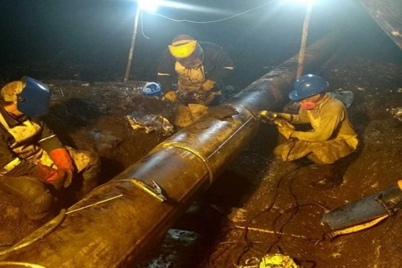 Rotura de la tubería del ramal norte del Oleoducto Norperuano constituye un peligro para las comunidades aledañas