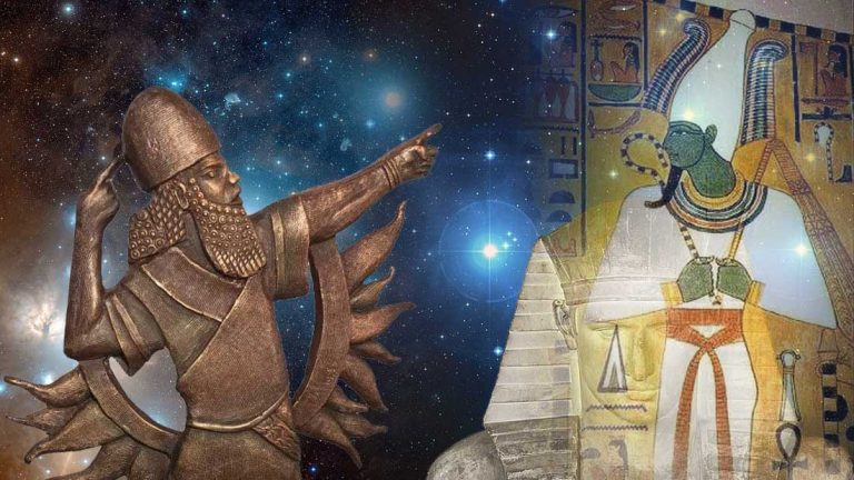 Orígenes alternativos: dioses antiguos que procedieron de Orión, Sirio y las Pléyades