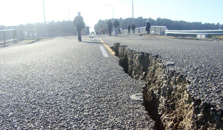 Podría haber un nuevo terremoto en California la próxima semana, informa el USGS
