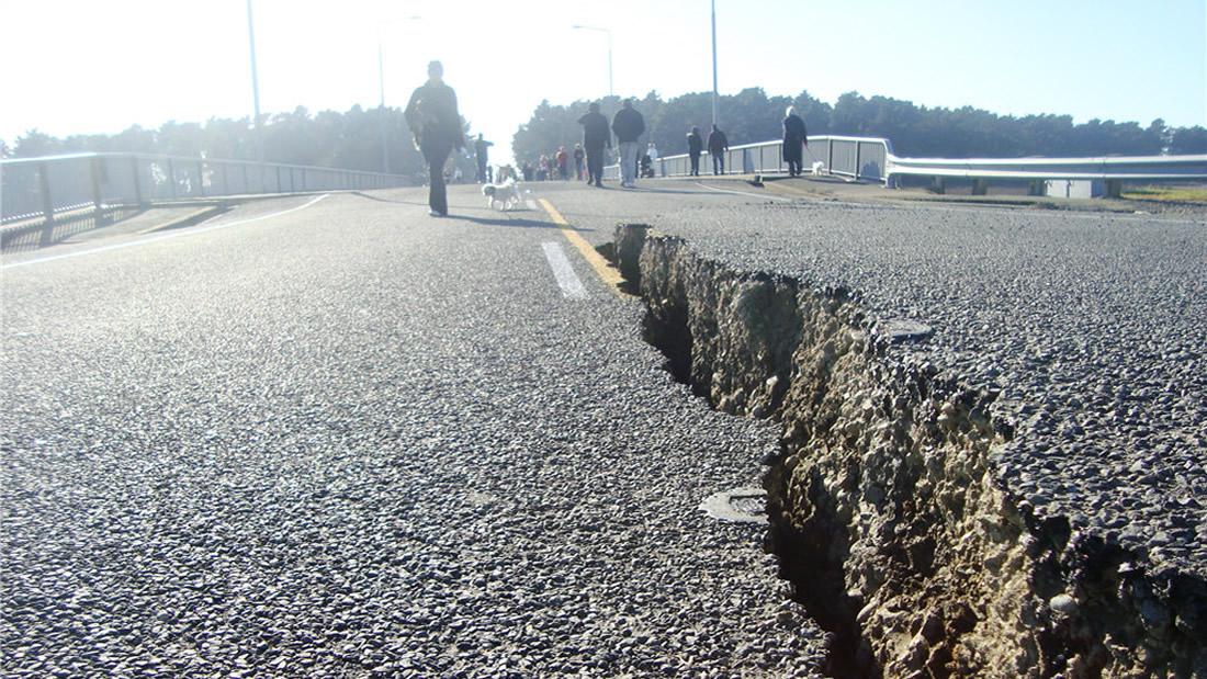 Podría haber un nuevo terremoto en California la próxima semana