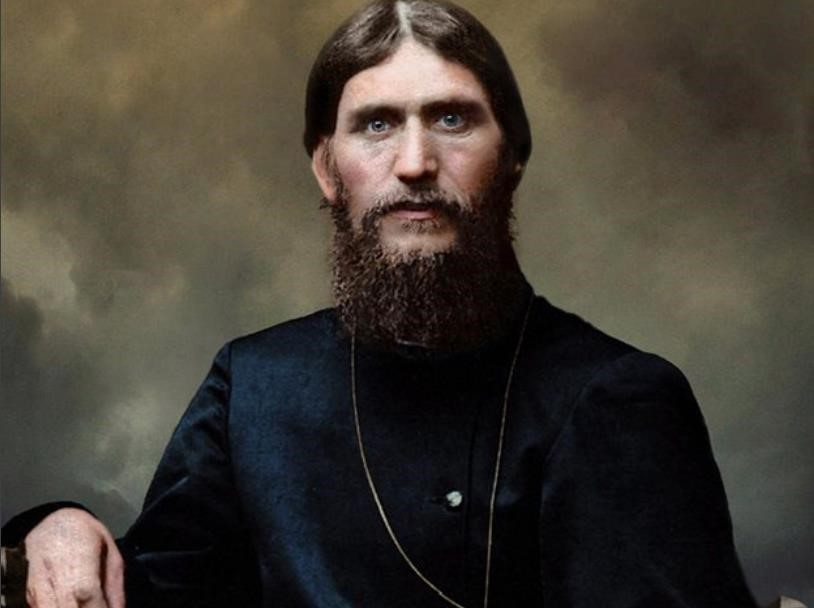 Rasputín y su hipnótica mirada