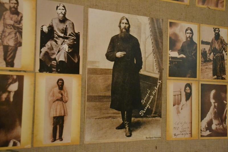 Casa privada de Rasputín, durante su estancia en San Petersburgo, actualmente convertida en Museo