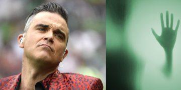 Robbie Williams tiene temor que alienígenas lo contacten y contrató guardaespaldas las 24 horas