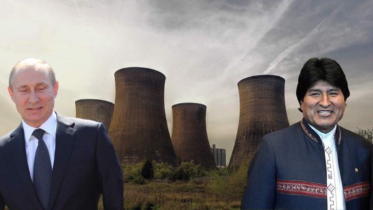 Rusia y Bolivia se unen para construir la central nuclear más alta del mundo