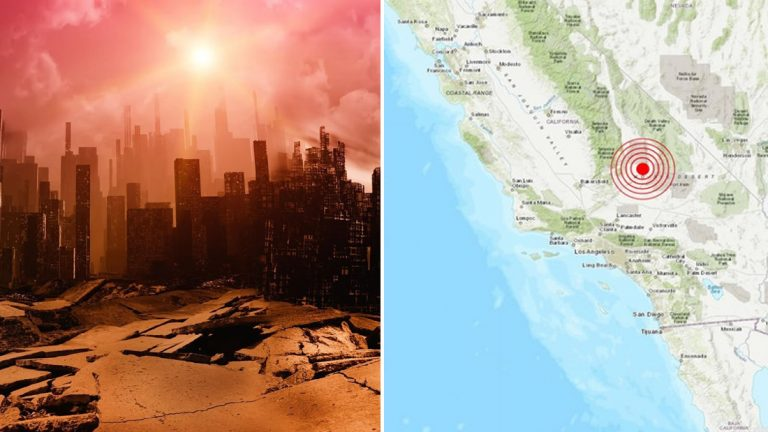 Sismo en California: movimiento más potente en dos décadas sacude EE.UU.