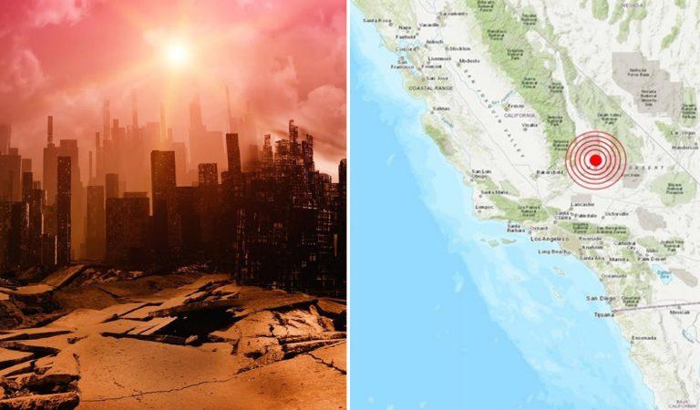 Sismo en California: movimiento más potente en dos décadas alarma a pobladores